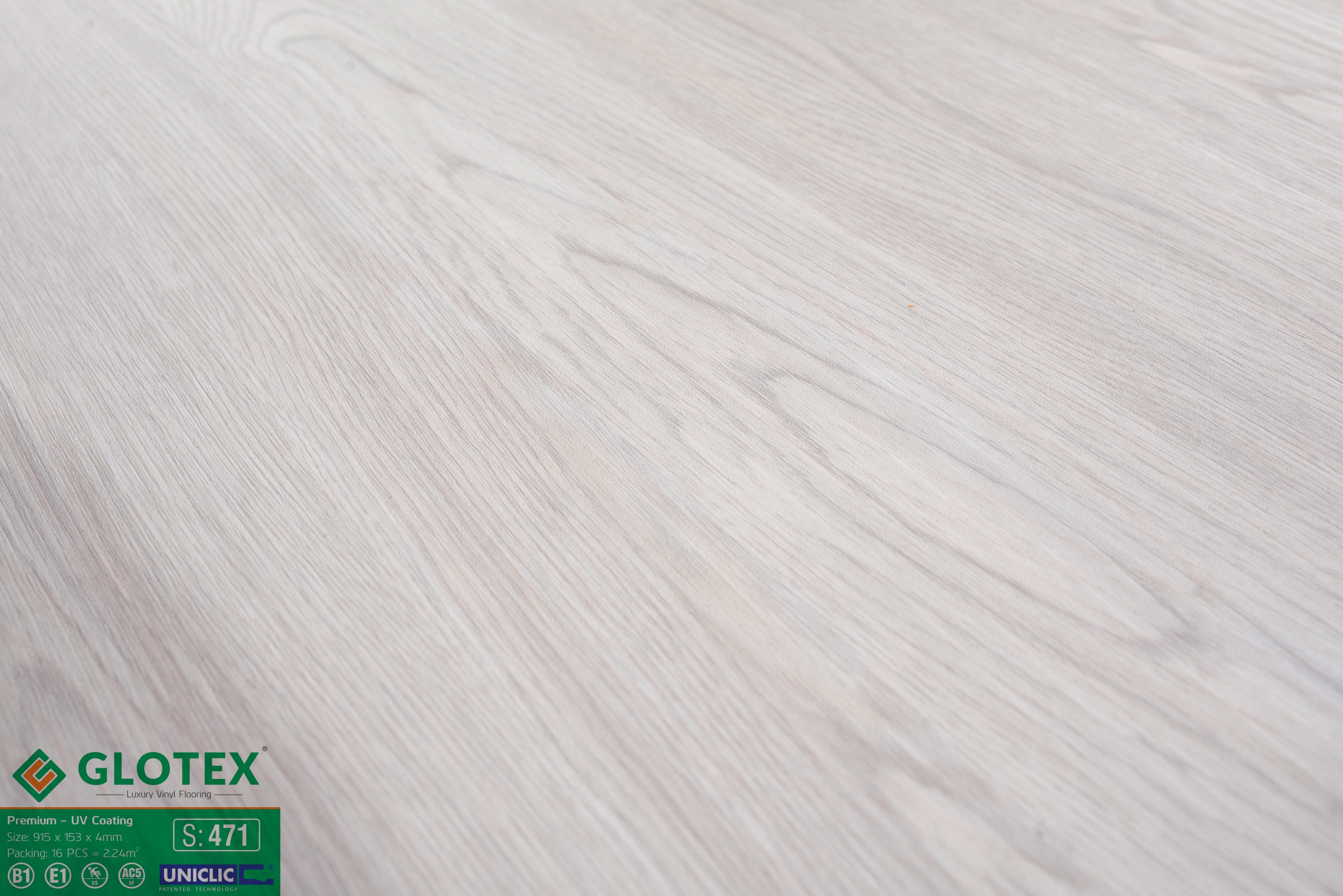 Sàn nhựa GLOTEX471